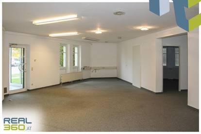 Bürofläche und Schauraum in Linzer Zentrumslage zu vermieten!