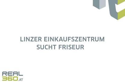 Geschäftsfläche in Linzer Einkaufszentrum zu vermieten! (Vormals Friseur)
