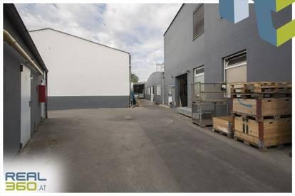 Lagerfläche in Linz-Süd nahe Infra Center zu vermieten!