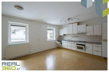 Grüne Ruhelage - EG-Wohnung mit 2 Schlafzimmer zu vermieten!