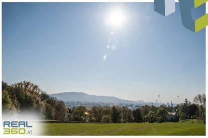 Grundstück mit Linzblick zu verkaufen - Aussichtslage am Pöstlingberg!
