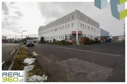 Büroflächen im Linzer Gewerbegebiet zu vermieten!