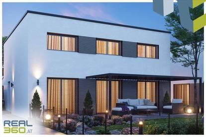 Einfamilienhaus in Holzmassivbauweise - NEUBAU - Das Haus, das nachwächst! HAUS 5