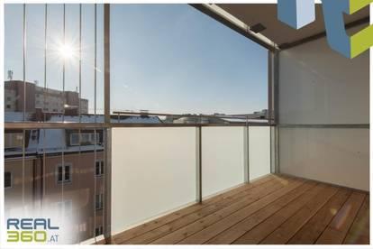 Helle 3-Zimmer-Wohnung in Urfahr mit möblierter Küche ab sofort zu vermieten!