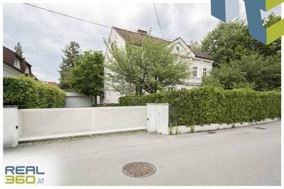 Schöne Villa in toller Lage von Traun mit riesigem Garten & Pool zu vermieten!!