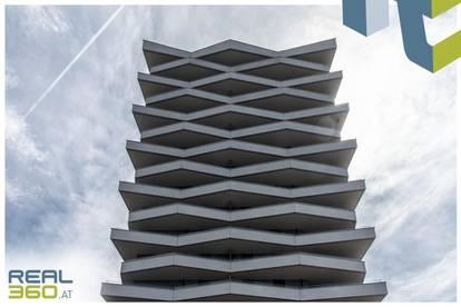 NEUBAU - LENAUTERRASSEN - GRATIS UMZUGSMONAT! Wohntraum - 2 Zimmer-Wohnung mit Loggia und Balkon zu vermieten!!