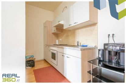 Tolle 3-Zimmer Wohnung mit möblierter Küche zu vermieten!