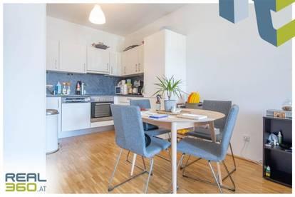 Kompakte 2-Zimmerwohnung mit Loggia zu vermieten!