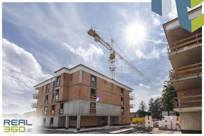 """2. Bauabschnitt - PROVISIONSFREI - Eigentumswohnung """"SOLARIS"""" am Tabor in Steyr!  (B5, Top 15)"""