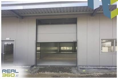 Erstbezugs-Lagerflächen in Linz-Neue Heimat zu vermieten (bis  zu 1.588m²)!