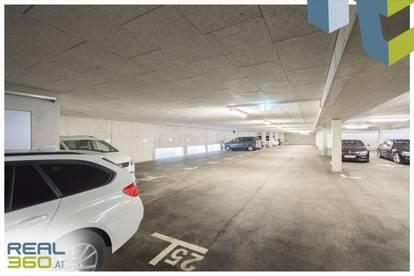 Tiefgaragenparkplätze nähe PlusCity zu vermieten!!!