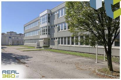 Bürohaus nahe Infracenter in Linz-Wegscheid zu vermieten!