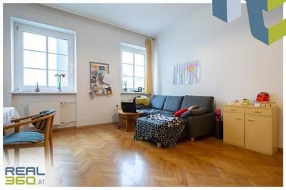 Wohnen im Herzen von Linz! 2-Zimmer-Wohnung nahe Volksgarten und Landstraße zu vermieten!
