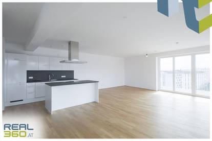 Exklusiver Grundriss! Schöne 2-Zimmer-Wohnung mit riesigem Wohn-/Essbereich in Linz zu vermieten!