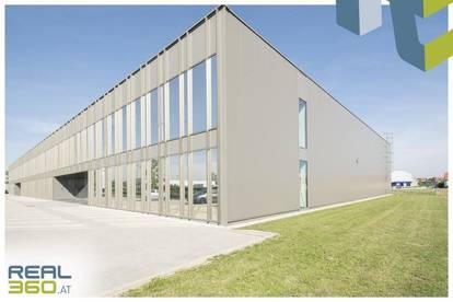Büroflächen in tollem Gewerbeobjekt - direkt an der B1 in Hörsching zu vermieten!