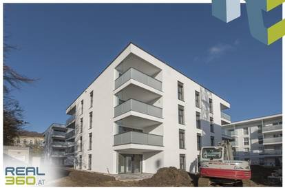 PROVISIONSFREI - SOLARIS AM TABOR - Förderbare Neubauwohnung im Stadtkern von Steyr zu verkaufen! (Top 3)