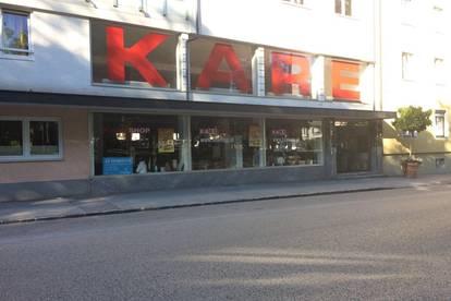 Mieten. Arbeiten. Geniessen. Geschäft Zentrum Spittal Stadtpark