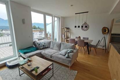 Mietwohnung mit 2 Schlafzimmer und großzügigem Balkon.