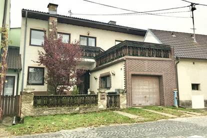 EINFAMILIENHAUS - ca 240 m2 NUTZFLÄCHE + GARAGE - 7 ZIMMER + PARTYRAUM - SAUNA - auch für Großfamilie geeignet