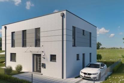 Toplage, Toppreis und ganz neu: Einfamilienhaus mit Terrasse, Garten und Stellplätzen (Fertigstellung Oktober 2020)