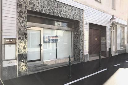 MANNLICHER | Geschäftslokal in zentraler Lage