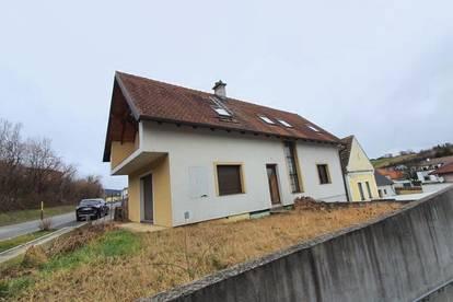 MANNLICHER | TRAUM VOM EIGENEN HAUS: Einfamilienhaus mit großem Garten in ruhiger Lage