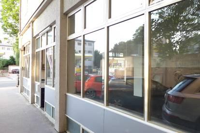 Optimale Geschäfts- oder Bürofläche in frequentierter Lage