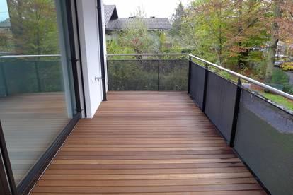 Moderne 3 Zimmer Wohnung mit XL-Loggia - Salzburg Stadt