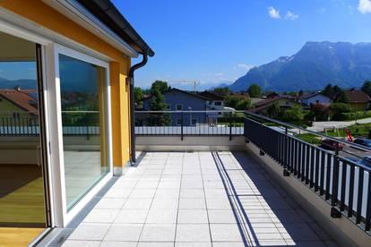 Exklusive 3-Zimmer-Penthousewohnung mit großzügiger Terrasse, PP - Himmelreich-Wals-Salzburg
