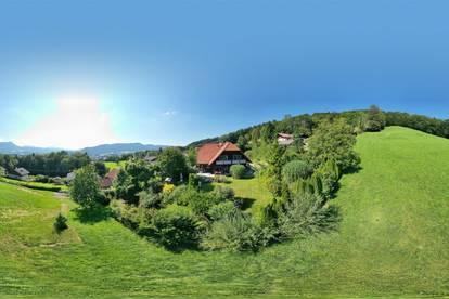 Wohlfühlhaus mit traumhaften Panorama!