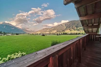 Stilvolles Landhaus in idyllischer Aussichtslage