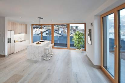 Penthouse-Wohnung in ruhiger Lage