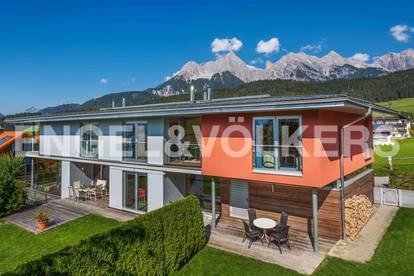 Moderne Villa mit Appartement am Golfplatz in Maria Alm