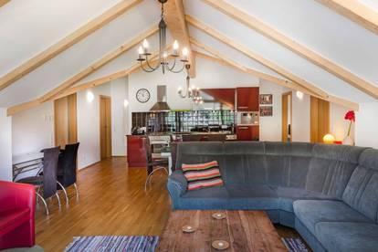 Luxuriöses 5-Zimmer Apartment in Skiliftnähe