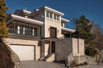 Modernes Einfamilienhaus in perfekter Aussichtslage