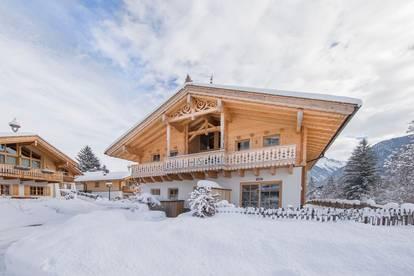 Luxuriöses Penthouse im Feriendorf in Neukirchen