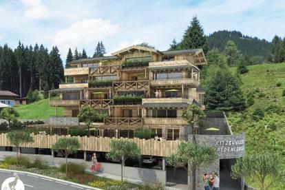 Zweitwohnsitz in der Kitzbüheler Alpen Lodge
