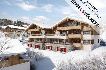 SKI IN / SKI OUT - Exklusive Apartments in der Zillertal Arena