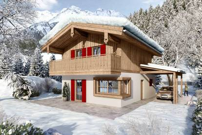 SKI IN / SKI OUT - Exklusive Chalets in der Zillertal Arena