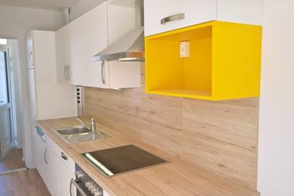 Dreizimmer Maisonette mit Dachterrasse - provisionsfrei ab 1. November - alles Inklusive