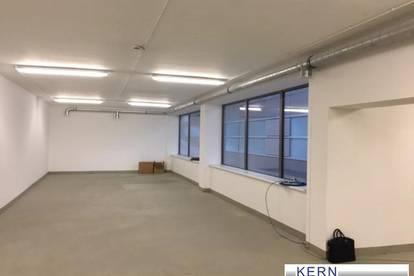 195 m² LAGER MIT FENSTER NEBEN THE MALL/WIEN MITTE!