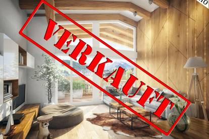 Verkauft Exclusives Penthouse-Ferienappartement in Top Lage in Seefeld