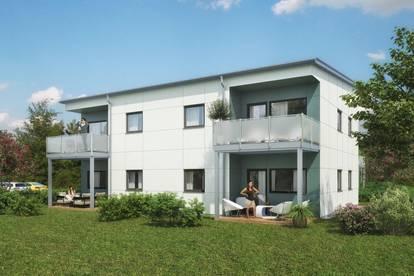 BAUVORHABEN in 1A Lage von EGGELSBERG 3 Zimmer Wohnungen mit gr. Freiflächen - KÄUFERPROVISIONSFREI