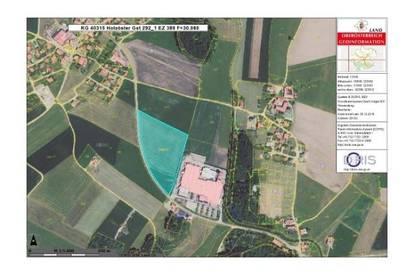 NEU 4.586m² Betriebsgebiet (dzt. in Umwidmung) im Grenzgebiet zu Salzburg in Franking, nahe Moosdorf