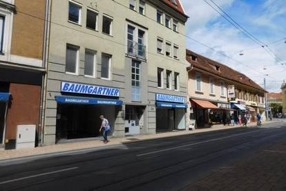 Geschäft nahe Jakominiplatz