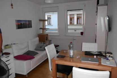 Zentral: nette 2-Zimmer-Wohnung