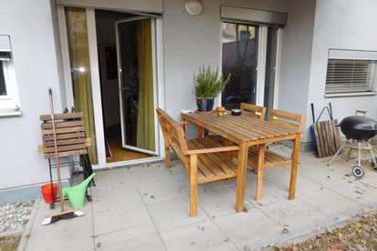 2-Zimmer-Küche-Wohnung mit Garten am Lenplatz