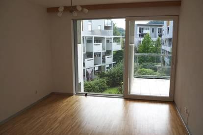 Bei Andritzer Hauptplatz: 2-Zimmer-Wohnung mit Balkon