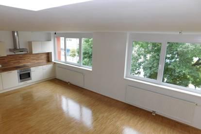 3 Zimmer mit Dachterrasse am Lendplatz