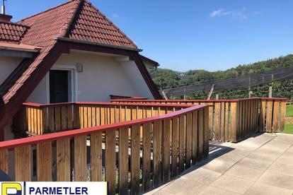 Leistbare, feine Wohnung mit Terrasse in absoluter Ruhelage
